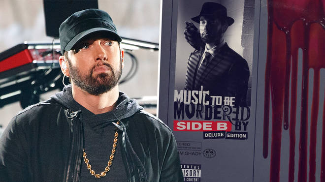 Eminem 'Music To Be Murdered By Side B'