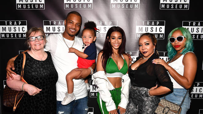 T.I. has three daughters; Deyjah Harris, Heiress Harris and Zonnique Pullins (step father to Tiny's daughter)