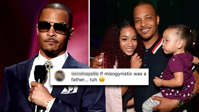"""T.I. says father time spent with his daughters is """"thot prevention hours"""""""