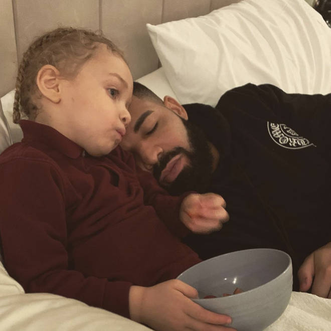 Drake confirmed the ongoing rumours claiming he has a son on his fifth album Scorpion, which dropped in 2018.