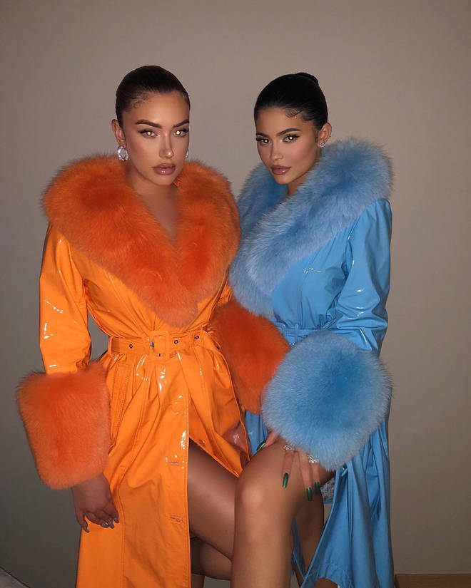 Last December, she faced backlash when she and her best friend Stassie wore matching Foxy Leather coats by Saks Potts, which are made with fox-fur trim.