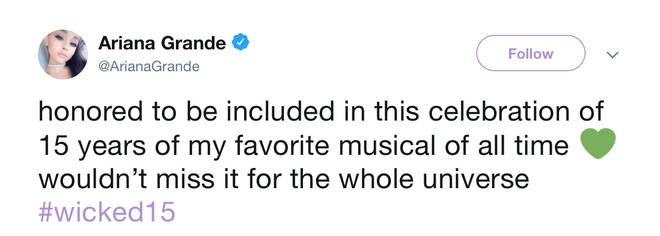 Ariana Grande Tweet Following Pete Davidson Split