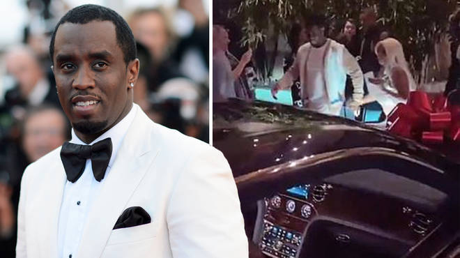 Diddy surprises his mother with $1 Million and a Bentley for her birthday