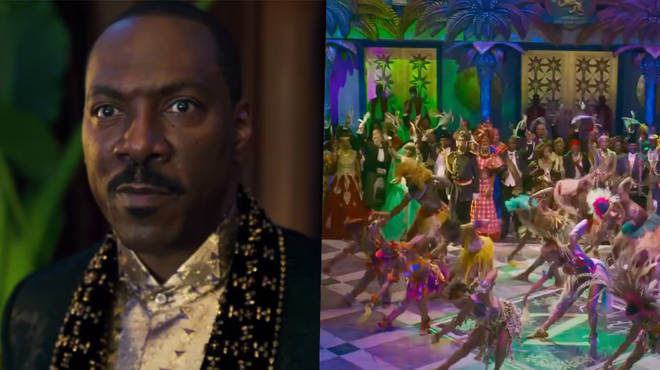 Eddie Murphy stars as Prince Akeem in new 'Coming 2 America' trailer