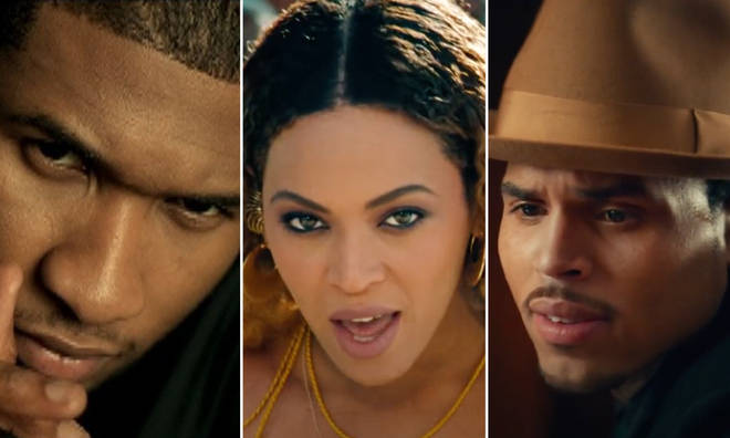 QUIZ: Can you match the song title to the R&B singer?