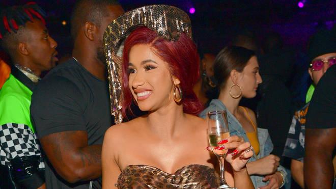 Is Cardi B about to fire shots at Nicki Minaj?