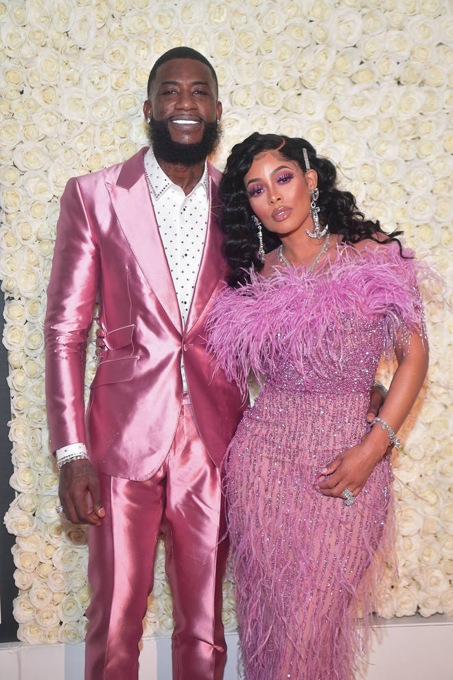 Gucci Mane and Keyshia married in 2017 after seven years of dating.