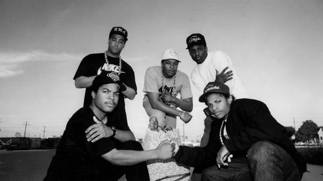 Rap Group N.W.A.
