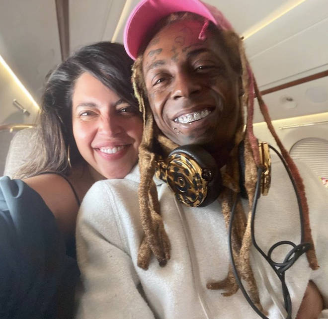 Denise Bidot and Lil Wayne went public with their relationship shortly after he called off the enegagement with La'Tecia Thomas