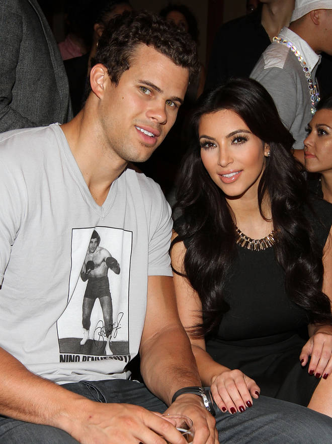 Kim was famously only married to Kris Humphries for 72 days.
