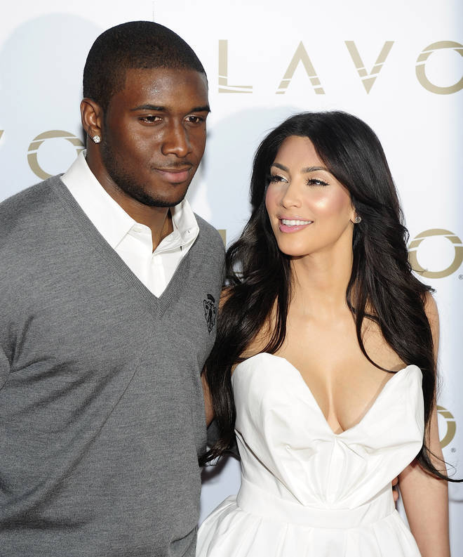 Kim dated NFL star Reggie Bush from dated from 2007 to 2010.