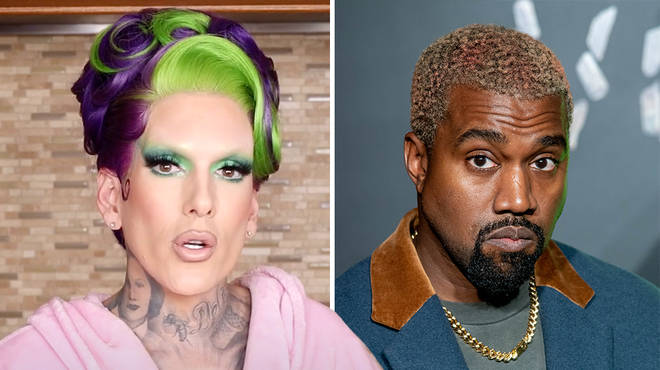 Jeffree Star addresses Kanye West dating rumours in new video
