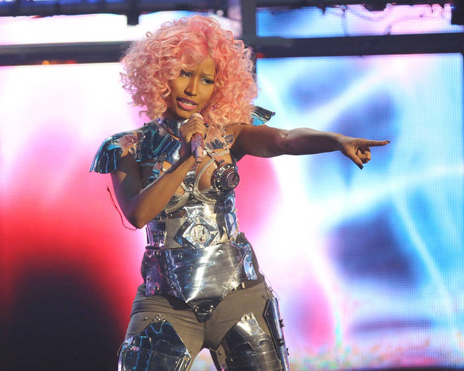 "Nicki Minaj rose to fame in 2010 after releasing her first single ""Massive Attack"""