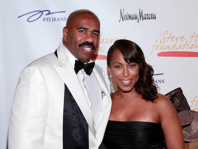 Steve Harvey and Majorie Harvey got married in 2007