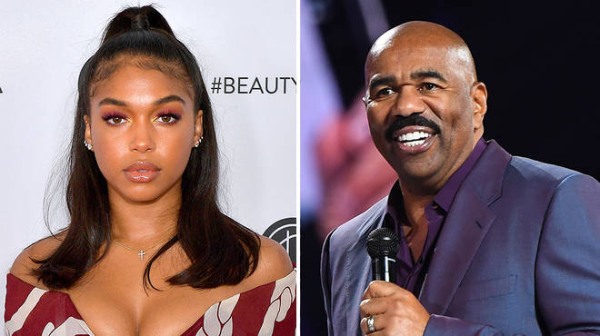 Who is Lori Harvey's dad? Is Steve Harvey her father?
