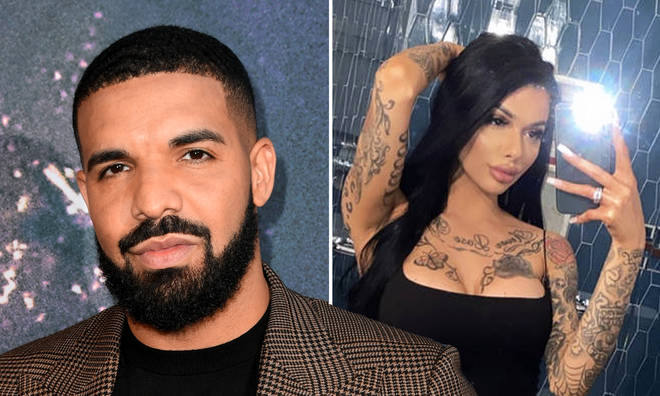 Drake's alleged messages with Celina Powell leak online