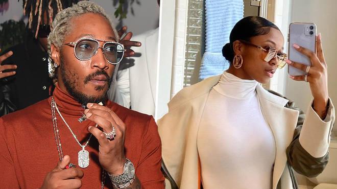 Future and Dess Dior spark split rumours on Instagram