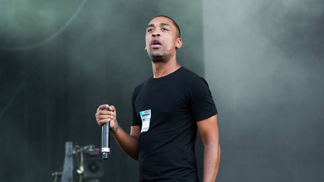 Wiley at Wireless Festival 2018.