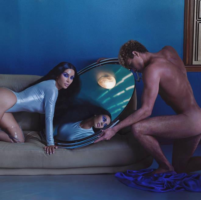 Kim Kardashian Eyeshadow Advert Backlash