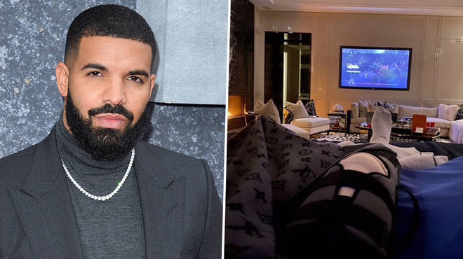 What operation did Drake have? Did the rapper injure his knee?
