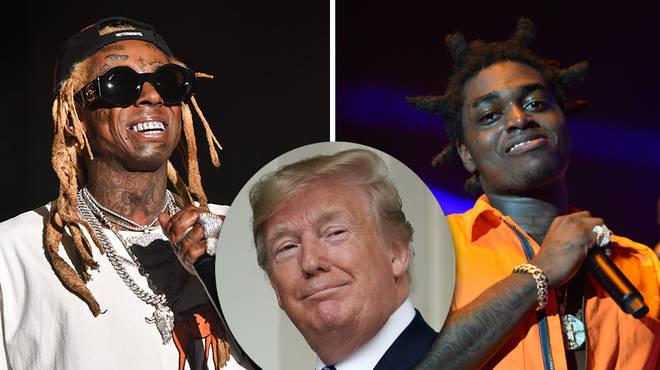 Lil Wayne & Kodak Black: Why did Donald Trump pardon the rappers?