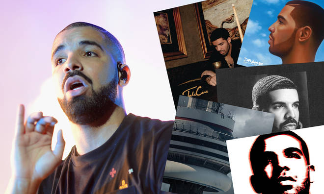 QUIZ: Can you match the Drake song to the album?
