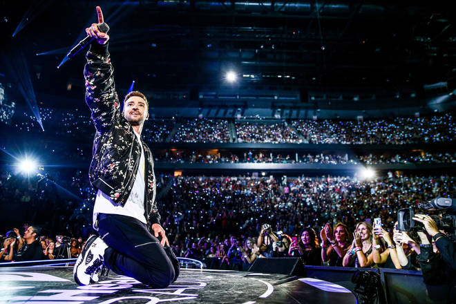 Others see Justin Timberlake as a worthy opponent.