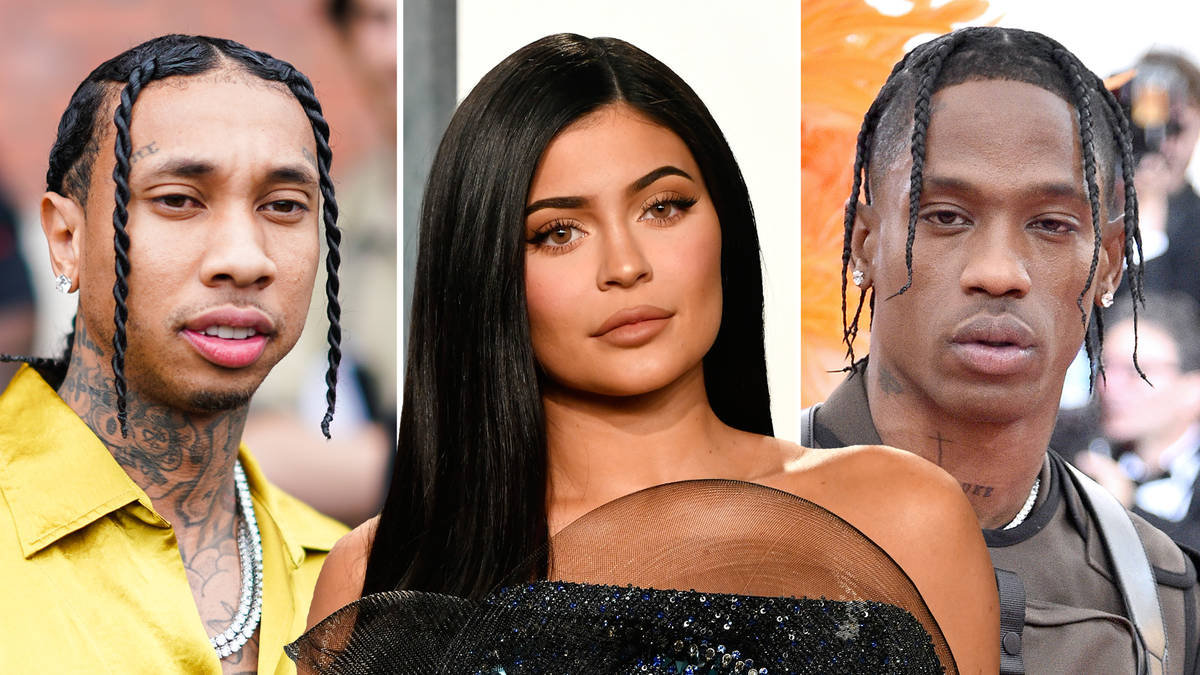 Kylie Jenner dating history: from Tyga to Travis Scott