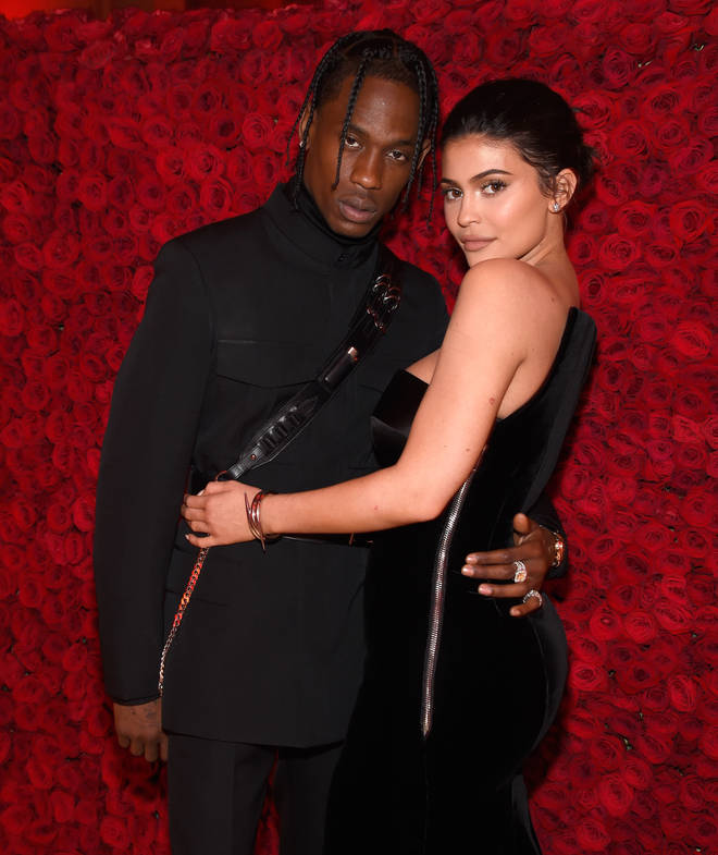 Travis Scott and Kylie Jenner dated for two years and share a daughter, Stormi.