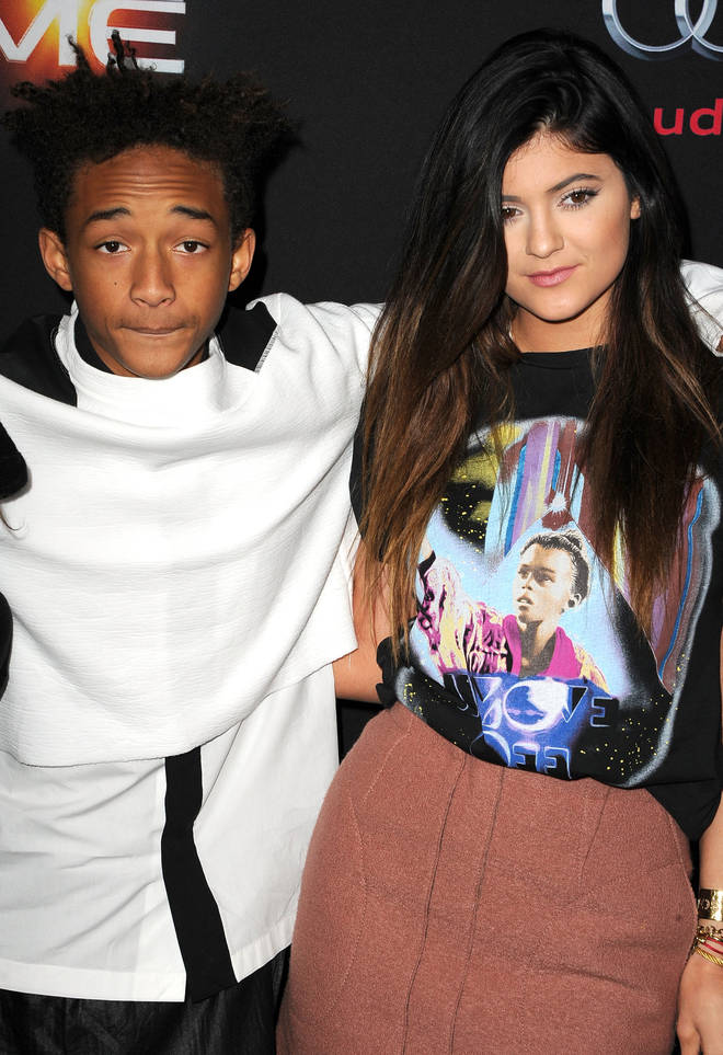 Jenner and Smith are thought to have dated, but neither confirmed the alleged romance.