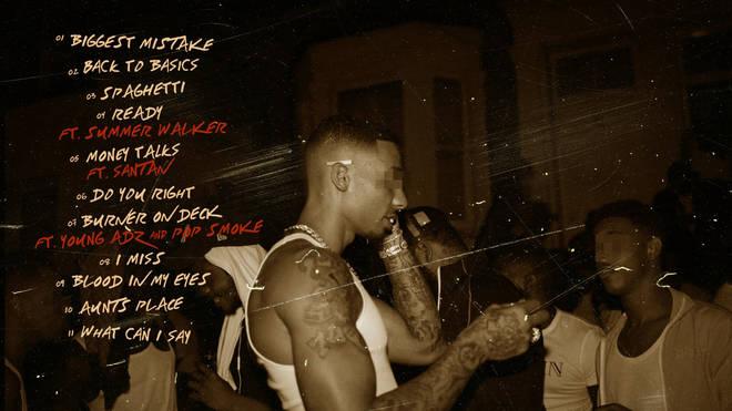 Fredo reveals his new album tracklist