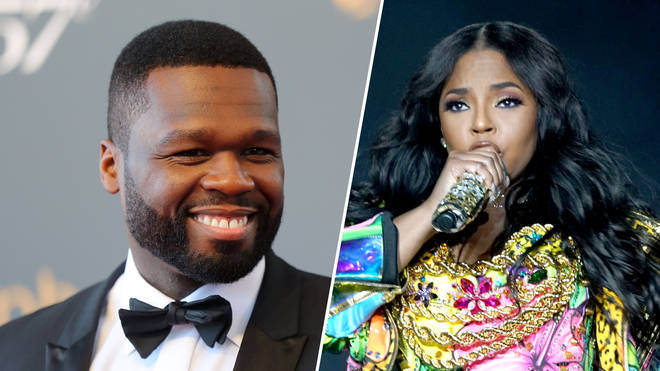 50 Cent has savagely mocked Ashanti for selling '24 tickets' to a since-cancelled show.