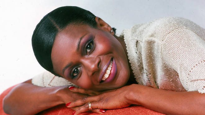 Cicely Tyson was a former model before becoming a Hollywood actress