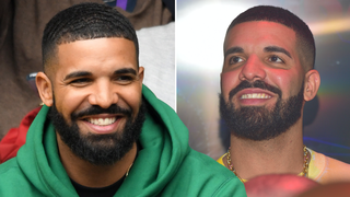 Does Drake have a pink diamond on his tooth?