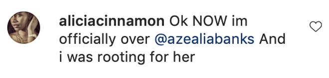 Fans reacts to Azealia Banks comments on social media