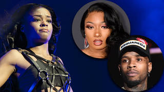"Azealia Banks says Megan Thee Stallion should ""get over"" Tory Lanez shooting"