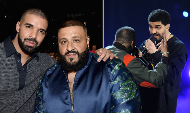 How many songs do Drake and DJ Khaled have together?