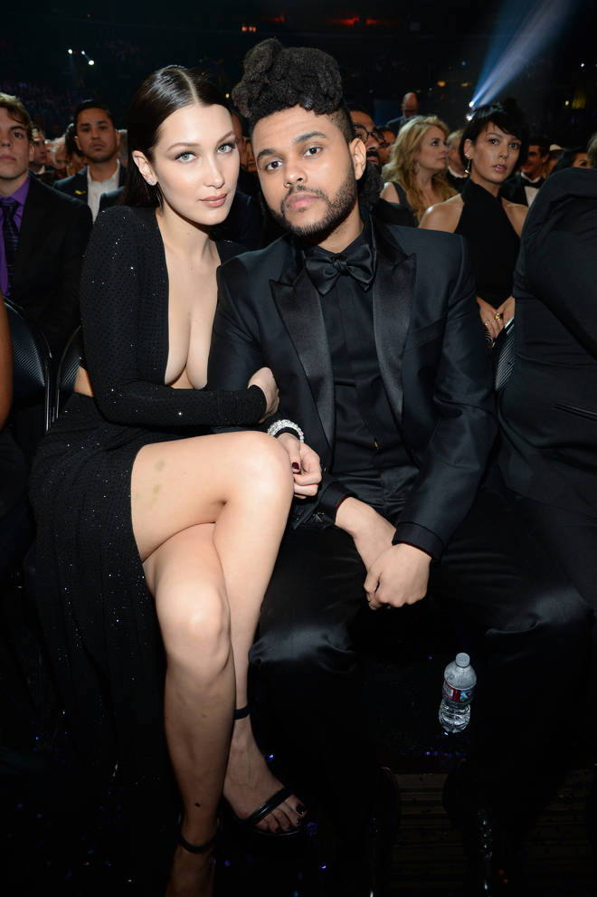 The Weeknd and Bella Hadid dated on and off from 2015 to 2019.