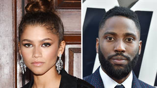 What is the age gap between Zendaya and John David Washington?