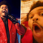 The Weeknd's Super Bowl half-time performance sparks hilarious memes