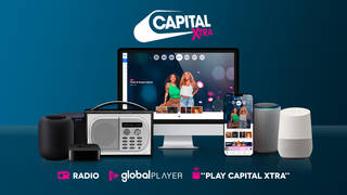 How to listen to Capital XTRA