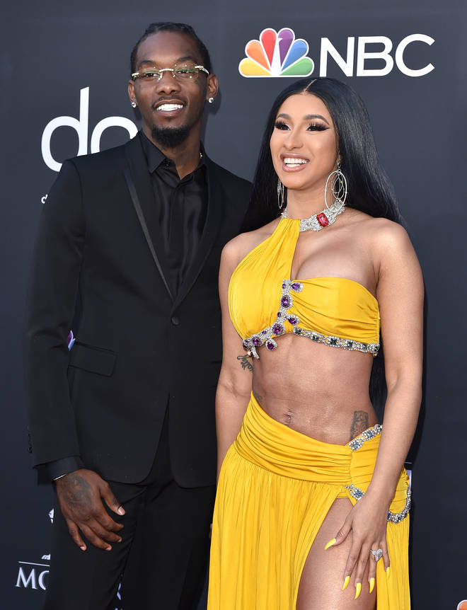 Cardi B sparked surgery rumours after debuting her abs at the 2019 Billboard Music Awards