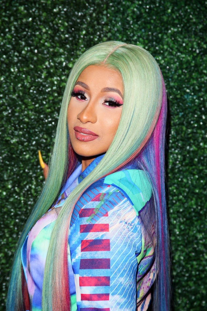 Cardi B fans suspect the star has had a nose job