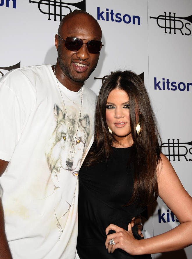 Khloe was married to Lamar from 2009 to 2016.