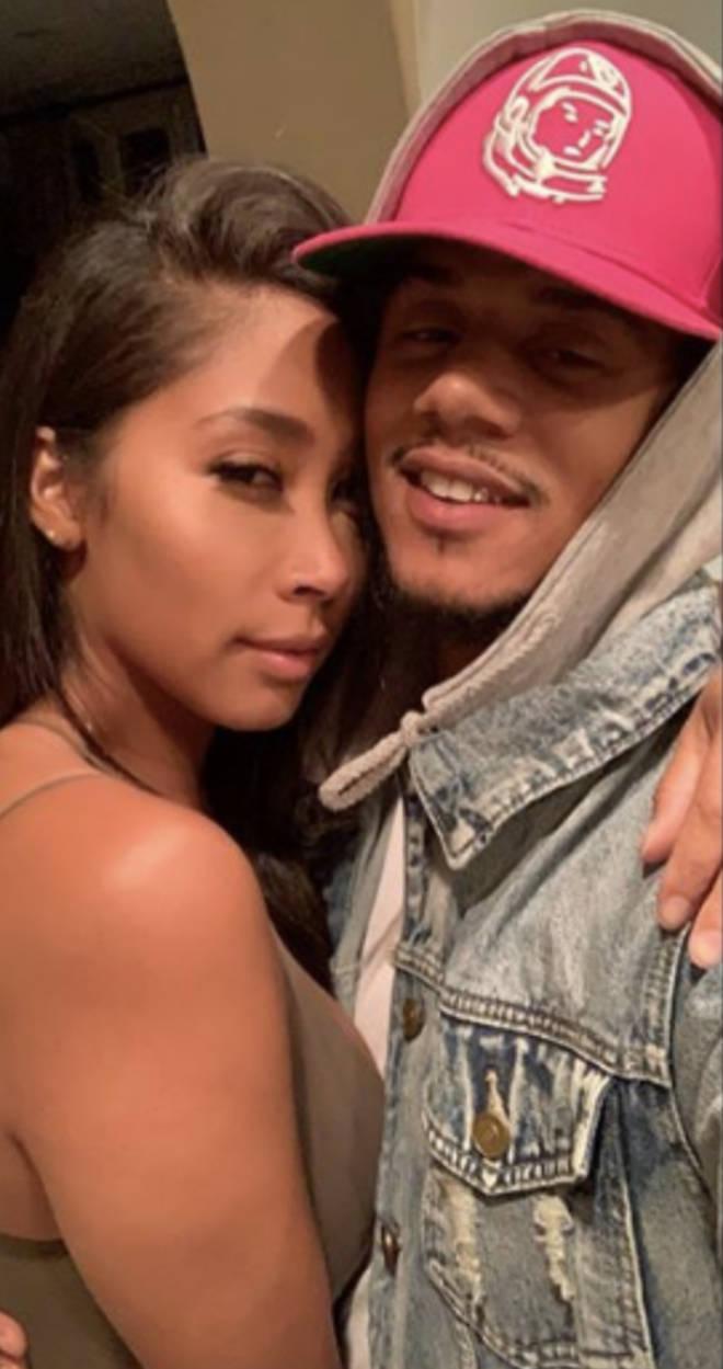 Apryl Jones began dating Lil Fizz in July 2019