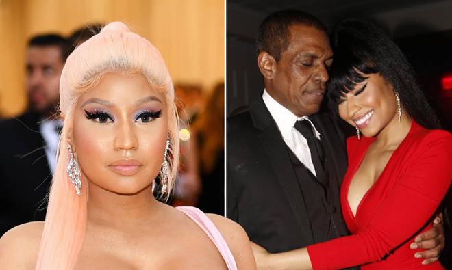 Nicki Minaj's father Robert Maraj, 64, killed in hit-and-run.