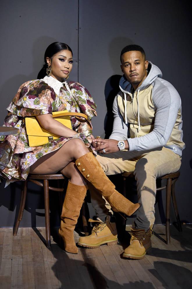 Childhood sweethearts Nicki Minaj and Kenneth Petty began dating in late 2018.