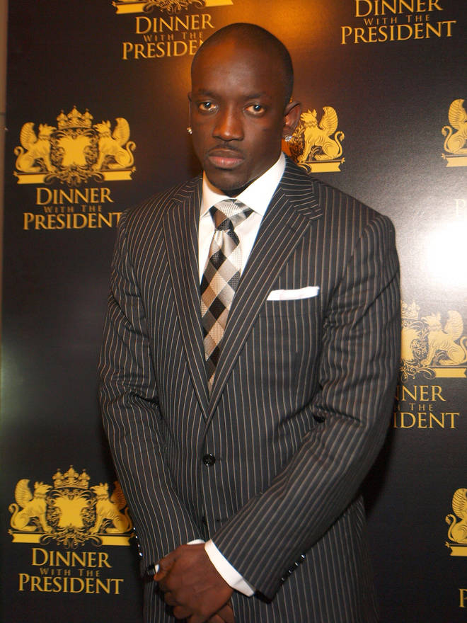Abou 'Bu' Thiam, whose brother is musician Akon, was allegedly spotted with Lori back in October 2020.