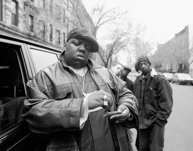 Notorious B.I.G. is widely recognised as one of the best rappers of all time.