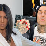 Kourtney Kardashian & Travis Barker confirm relationship with sweet Instagram post